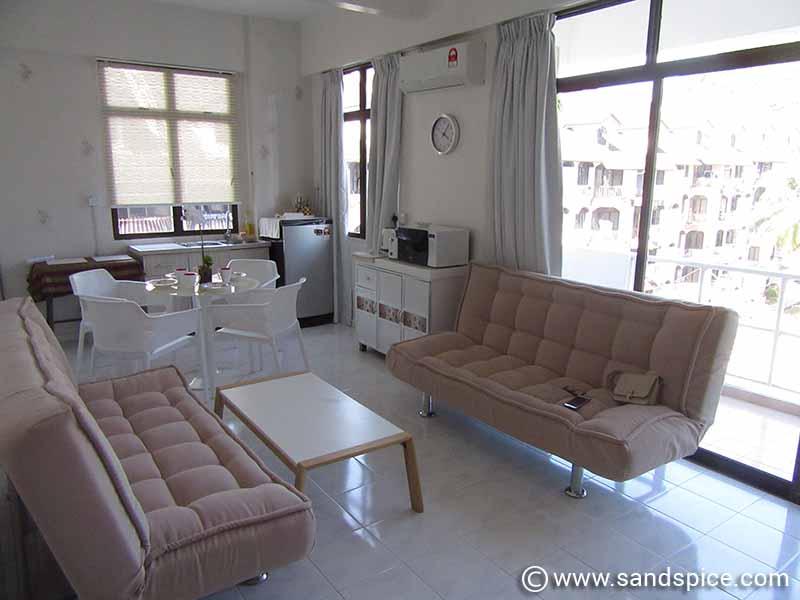 Sri Lagenda Apartment Kuah Langkawi