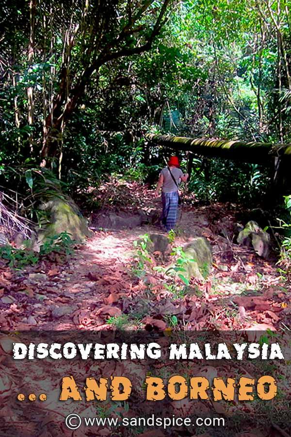 East Malaysia & Borneo - Islands, Rivers & Jungle
