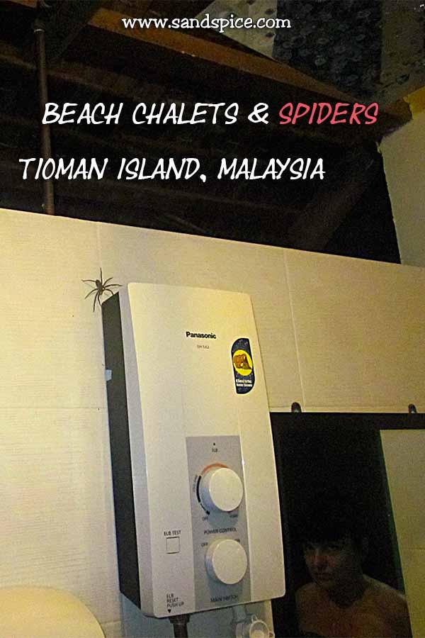 Juara Beach -Tioman Island, Malaysia