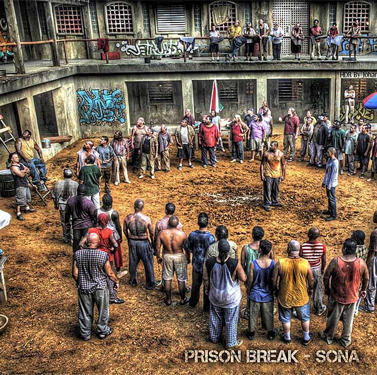 Soná of 'Prison Break' Fame - A real place, but not as you know it