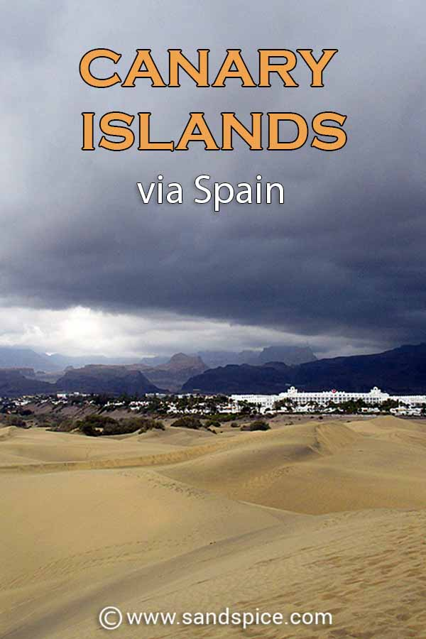 Canary Islands Itinerary