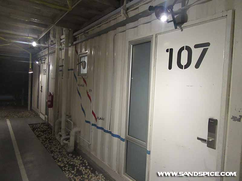 Sleeping in a Shipping Container - Dash Box Hotel Cyberjaya