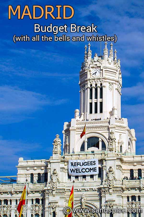 Madrid Budget Break