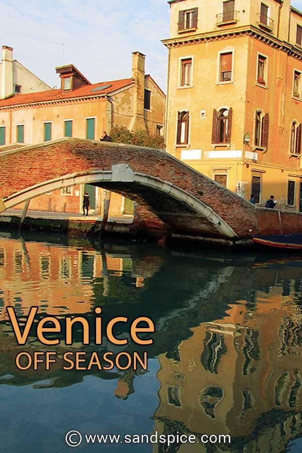 Venice Off Season 🎭
