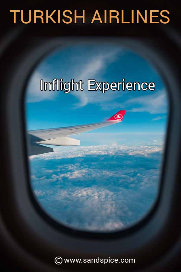 Turkish Airlines Inflight Experience