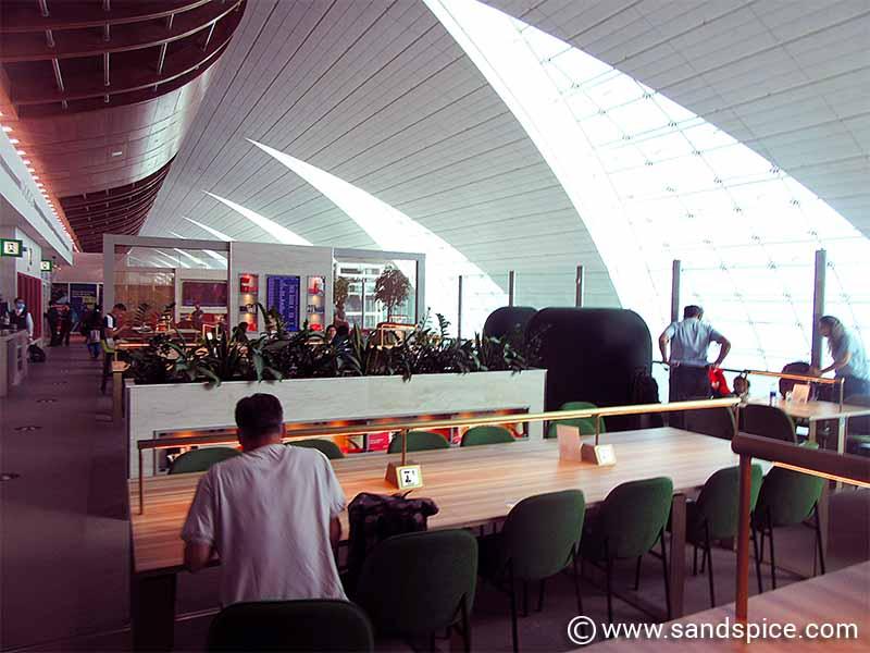 Marhaba Lounge Dubai