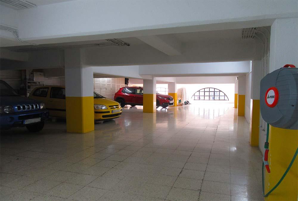 Basement Garage - Malta Penthouse Apartment For Sale – Seafront Property, Spinola Road St Julians