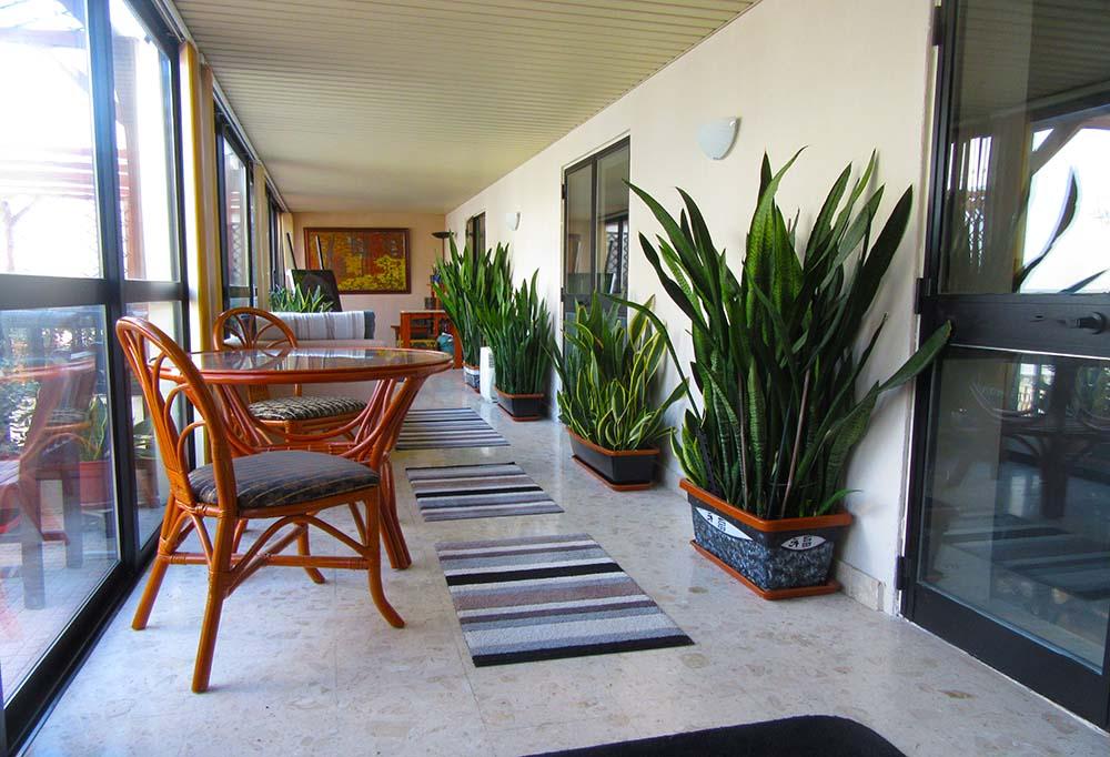Malta Seafront Penthouse For Sale - Winter Garden